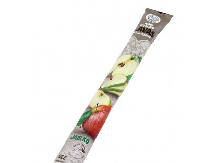 Ovocná trubička LAVAŠ jablko 140g Nara Natur