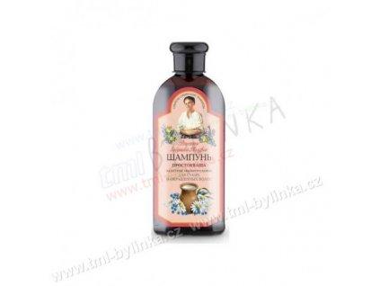 Recepty Agáthy: Šampon na barvené vlasy s kefírem 350ml RECEPTY AGÁTHY K1624
