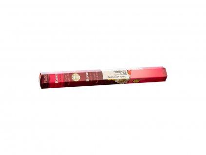 Vonné tyčinky Růže
