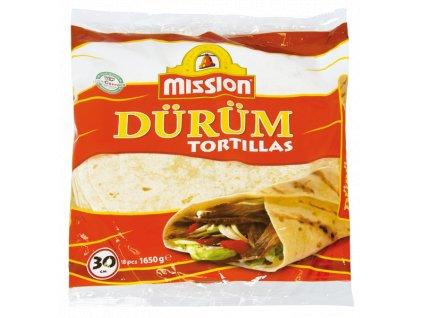 Mission 18 Dürüm Tortillas 30cm