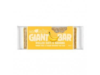 Giant Bar banán 90g Ma Baker