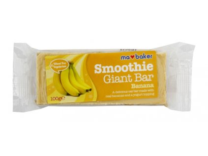 Giant Bar jogurt, banán 110g Ma Baker