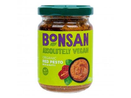 Pesto červené 130 g BIO BONSAN