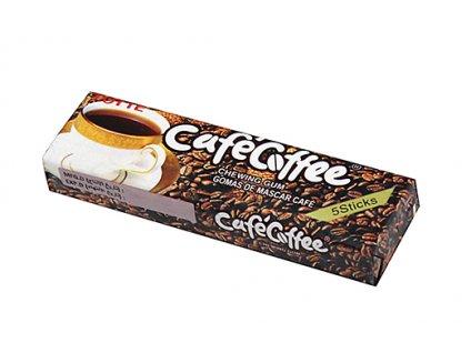 Žvýkačky caffee 5 plátků