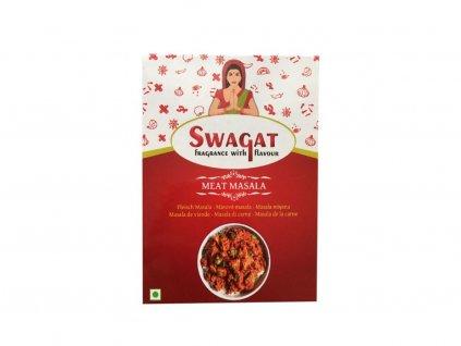 Meat Masala Swagat, 100 g, Sleva 50 %, EXP 9/2021