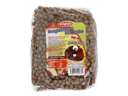 Kuličky obil. kakaové bezlepkové 375 g