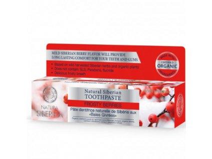 Přírodní zubní pasta Frosty Berries (Toothpaste) 100 g