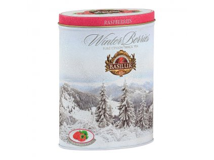 Basilur Basilur Winter Berries Malina čaj 100g