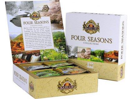 Basilur Basilur Four seasons variace čajů 40ns