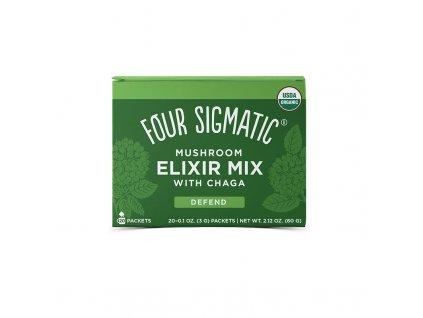 Chaga Mushroom Elixir Mix BIO Množství 1 sáček
