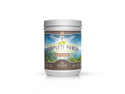 Complete Power™ BIO čokoládový Množství 465 g