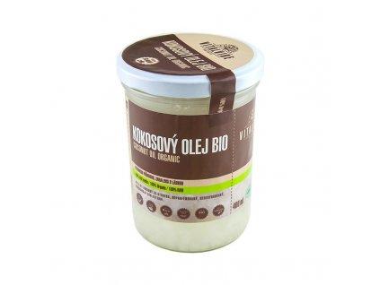 Kokosový olej BIO