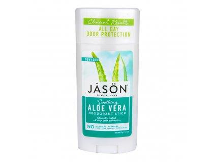 Deodorant tuhý aloe vera 71 g JASON
