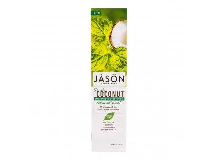 Zubní pasta simply coconut posilující 119 ml JASON
