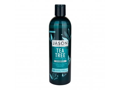 Šampon tea tree 517 ml JASON