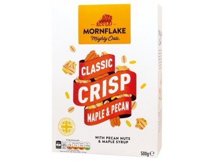 Mornflake Classic Crisp Maple & Pecan