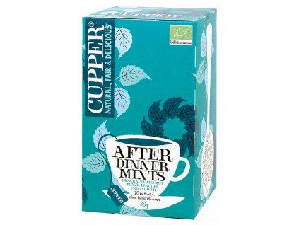 Cupper PROMO Organic After Dinner Mint Tea