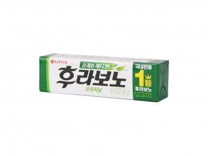 Žvýkačky Green Tea 9 plátků