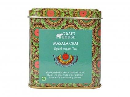 Craft House - Masala Chai, 15 sáčků