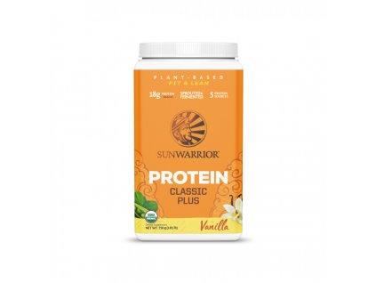Protein Plus Bio Vanilkový Množství 1 dávka