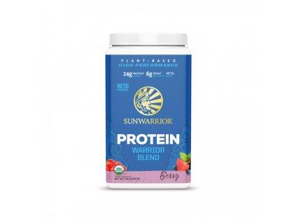 Protein Blend Bio lesní plody Množství 1 dávka