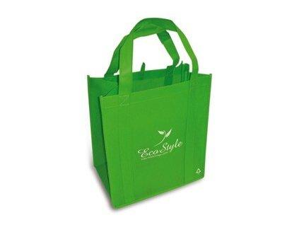 Nákupní taška ECO Style zelená