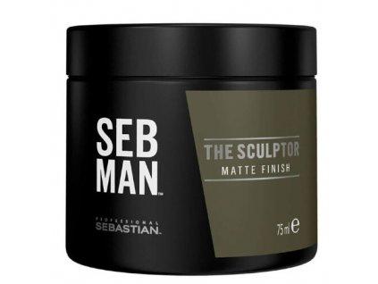 Matující hlína SEB MAN The Sculptor (Matte Finish) 75 ml