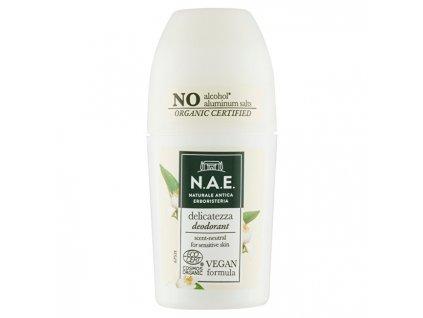 Kuličkový deodorant pro citlivou pokožku Delicatezza (Deodorant) 50 ml