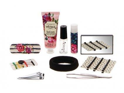 Dárková sada dekorativní kosmetiky Vintage Emergency Kit