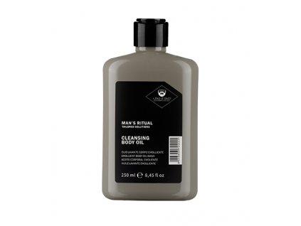 Čisticí olej se zvláčňujícím účinkem Man`s Ritual (Cleansing Body Oil) 250 ml