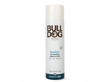 Pěnový gel na holení pro citlivou pokožku (Sensitive Foaming Shave Gel) 200 ml