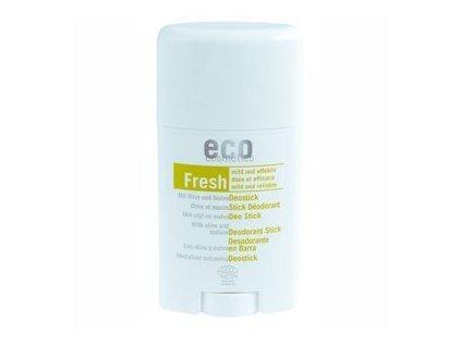 Tuhý deodorant BIO s olivovým listem a slézem 50ml