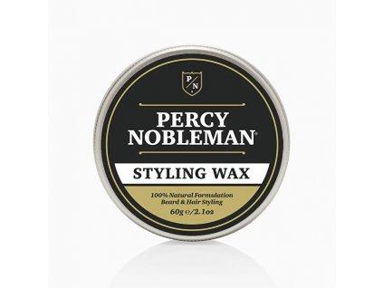 Univerzální stylingový vosk na vousy a vlasy (Gentleman´s Styling Wax) 60 g