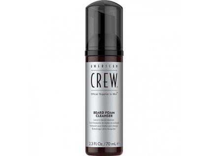 Čisticí bezoplachová pěna na vousy (Beard Foam Cleanser) 70 ml