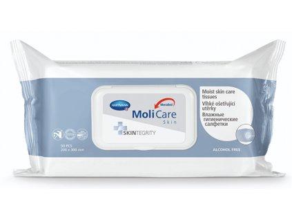 MoliCare Skin Čistící ubrousky 50 ks