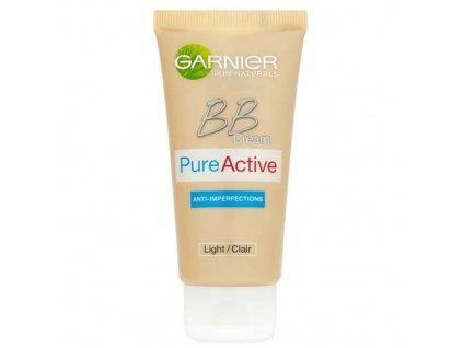 BB krém proti nedokonalostem 5 v 1 PureActive SPF 15 50 ml
