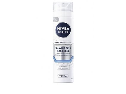 Obnovující gel na holení pro citlivou pleť Sensitive (Recovery Shaving Gel) 200 ml