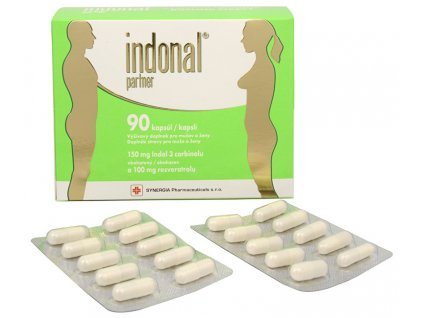 Indonal Partner 90 kapslí