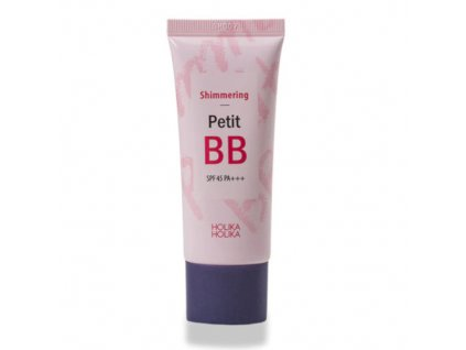 Třpytivý BB krém pro normální a suchou pleť SPF 45 (Shimmering Petit BB Cream) 30 ml