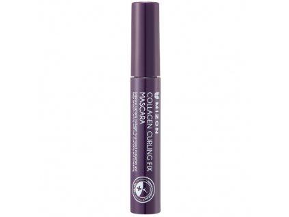 Voděodolná řasenka pro prodloužení a natočení řas (Collagen Curling Fix Mascara) 6 ml