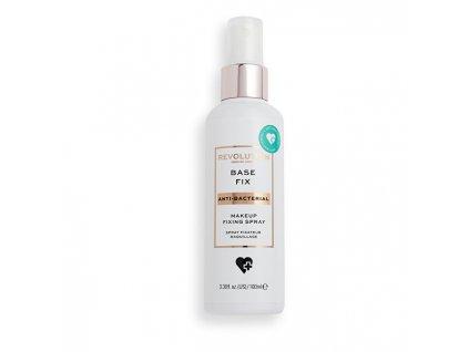 Fixační sprej na make-up Anti-Bacterial Base Fix (Make-Up Fixing Spray) 100 ml