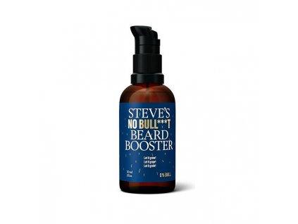 Přípravek na podporu růstu vousů Steve`s Beard Booster 30 ml