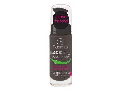 Zmatňující báze pod make-up Black Magic (Make-Up Base) 20 ml