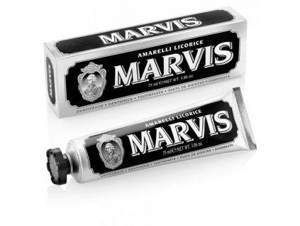Zubní pasta mátovo lékořicová (Amarelli Licorice Toothpaste) 85 ml