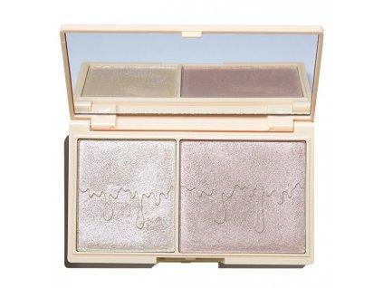 Paletka rozjasňovačů na tvář Elixir Glow (Highlighter) 11,2 g