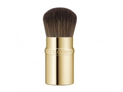 Kosmetický štětec na pudr Retractable Kabuki Foundation Brush