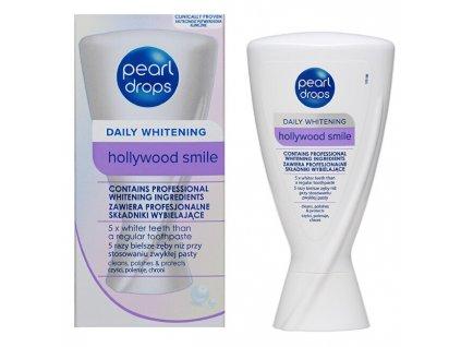 Bělicí zubní pasta Hollywood Smile 50 ml