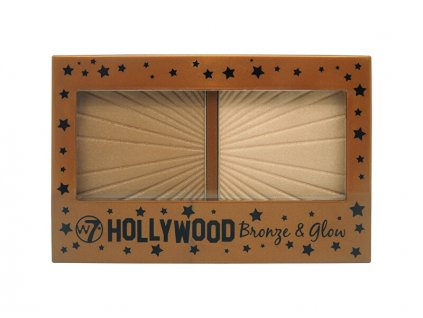 Paletka na tvář Hollywood (Bronze & Glow Duo Compact) 13 g