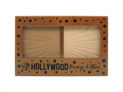 Paletka na tvář Hollywood (Bronze & Glow Duo Compact) 13 g