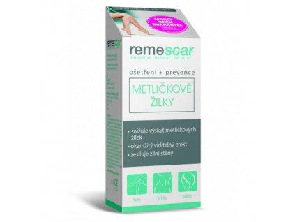 Krém redukující metličkové žilky Remescar 50 ml